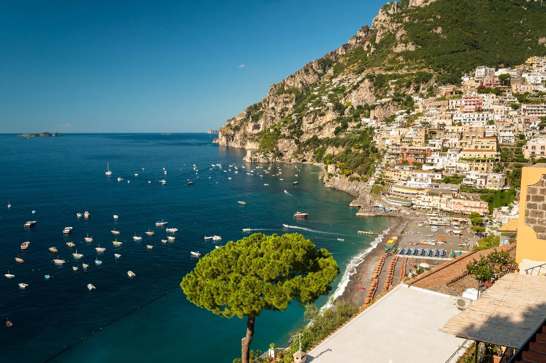 shore excursion of positano pompeii and sorrento your amalfi coast